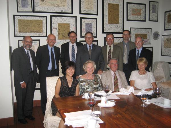 2007 Topsoe Celebration Dinner
